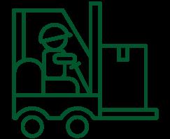 Icone: Consolidação de Cargas